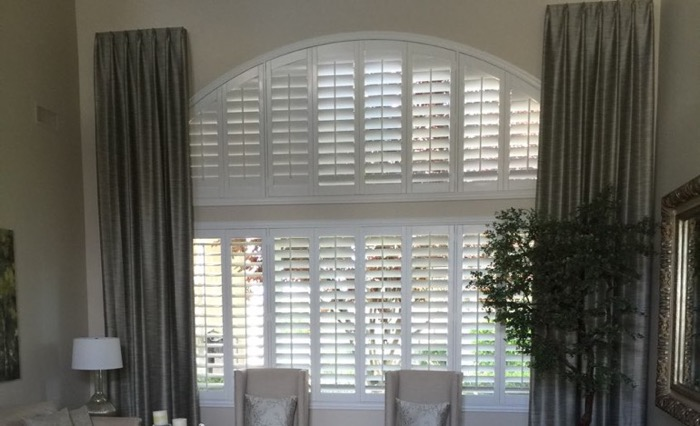 Tips For Combining Window Treatments Sunburst Shutters Las Vegas