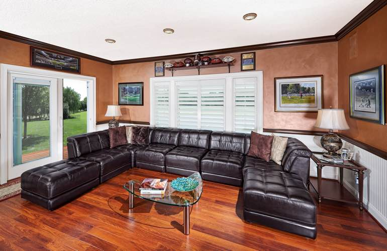 Ultimate guide to las vegas window treatments for Las vegas homes with basements