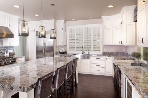 Las Vegas kitchen design window
