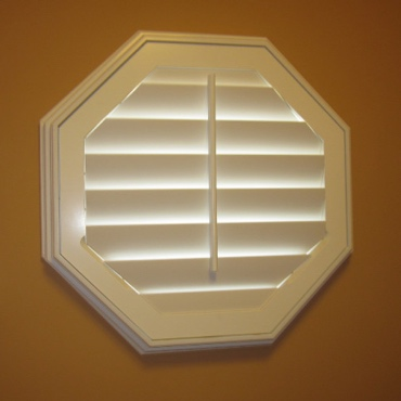 Octagon Window Treatment Options For Your Las Vegas House