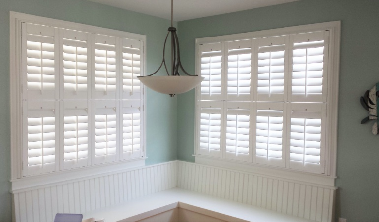 Studio shutters in Las Vegas