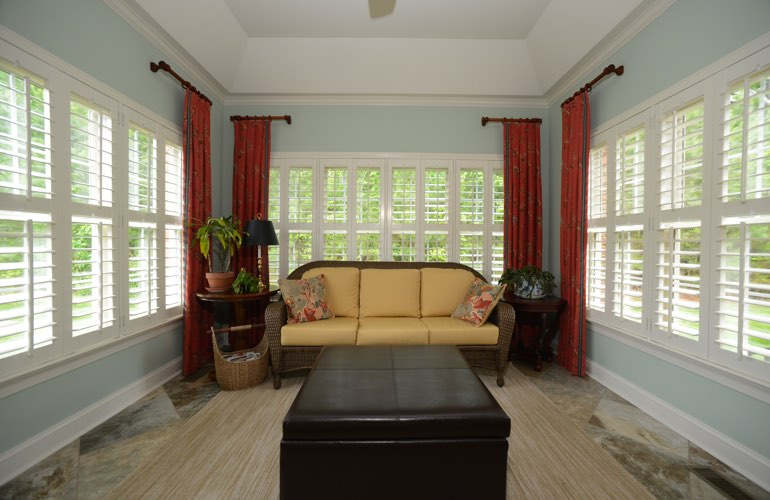 Window Treatments Ideas For Sunrooms In Las Vegas