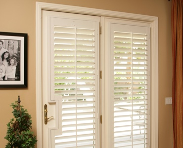 Las Vegas french door shutters