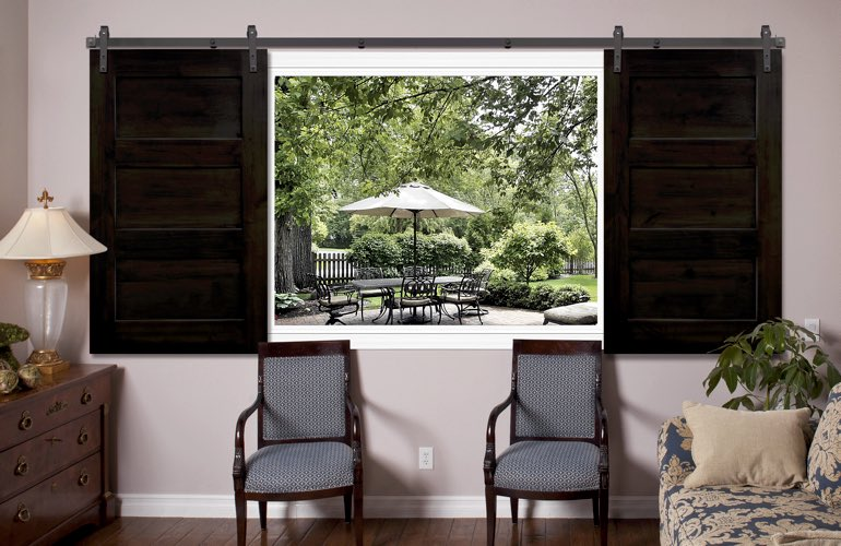Which Family Room Window Treatments Enhance Your Las Vegas