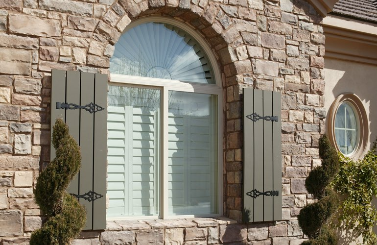 exterior shutters las vegas. las vegas shutters home outside exterior o