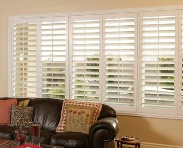 Window Treatments For Specialty Windows Sunburst Shutters